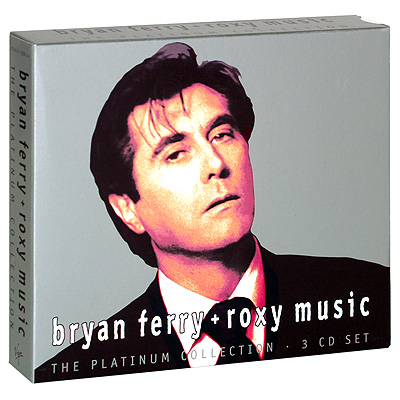 Bryan Ferry + Roxy Music The Platinum Collection (3 CD) Серия: The Platinum Collection инфо 7599d.