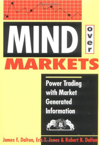 Mind over Markets: Power Trading With Market Generated Information Издательство: Traders Press, 1999 г Мягкая обложка, 346 стр ISBN 0934380538 инфо 5743f.