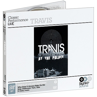 Travis At The Palace (CD + DVD) Серия: Sight & Sound инфо 6034f.