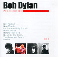 Bob Dylan CD 2 (mp3) Серия: MP3 Collection инфо 9320f.