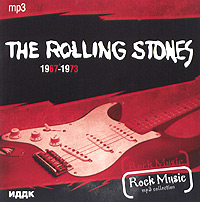 The Rolling Stones 1967-1973 (mp3) Серия: Rock Music: MP3 Collection инфо 9621f.