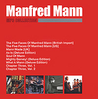 Manfred Mann (mp3) Серия: MP3 Collection инфо 9720f.