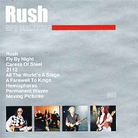 Rush CD 1 (mp3) Серия: MP3 Collection инфо 9753f.
