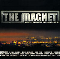 "The Magnet Music By Akhenation & Bruno Coulais 4 De La Rime "" инфо 5568a."